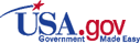 Logo image for USA.gov